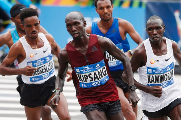 Tidligere verdensrekordholder i maraton dopingutestengt