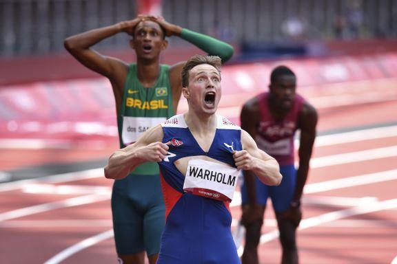 Dagens beste bilder fra Tokyo-OL