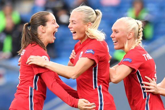 Bergsvand-mål i debuten da Norge lekte seg: – Dette var stort