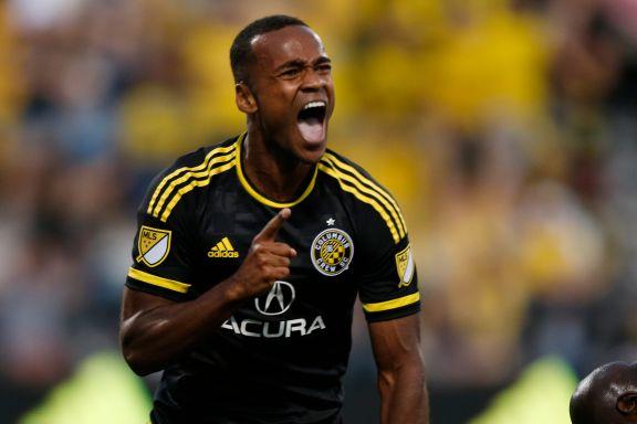 Ola Kamara herjer i USA. Nå hentes han inn på landslaget.