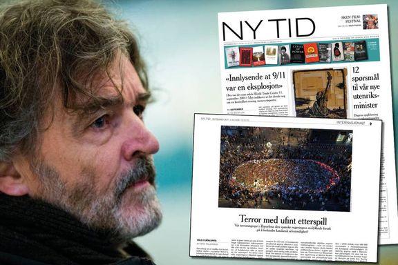 Ny Tid har klaget inn Faktisk.no til PFU. Mener avisens terrorartikler stemples som konspirasjonsteorier.