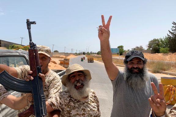 Frankrike kritiserer Tyrkias opptreden i Libya: Mener Erdogan utnytter Nato