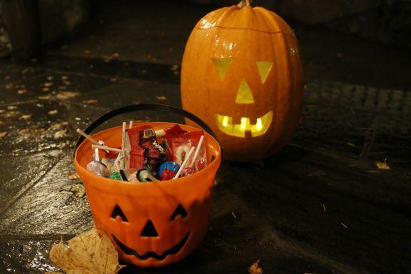Bare én av fire nordmenn feirer halloween. Likevel bruker vi over én milliard.