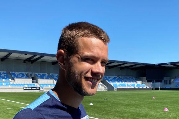 Vikingutlånte Johnsen Salte debuterer for Sandnes Ulf