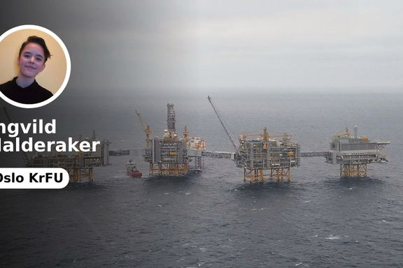 Norge må ta på seg klimaansvaret vi har og investere oljefondet i fornybar energi