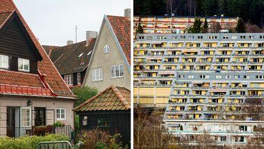 Enorme forskjeller innad i Oslo - Her øker boligprisene mest og minst