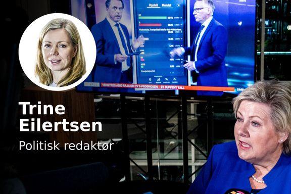 Erna Solberg har gjort det lett for Vedum