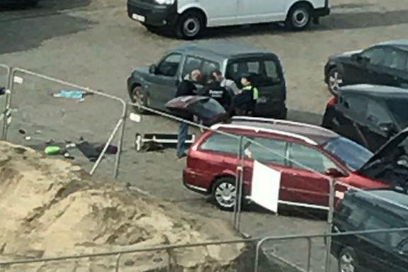 Franskmann (39) pågrepet etter å ha kjørt inn i gågate i stor fart Belgia
