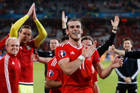 Tallknuserne: Wales snyter Ronaldo for EM-finalen