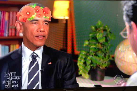 Obama: - Jeg skjønner fortsatt ikke hvorfor jeg vant Nobels fredspris