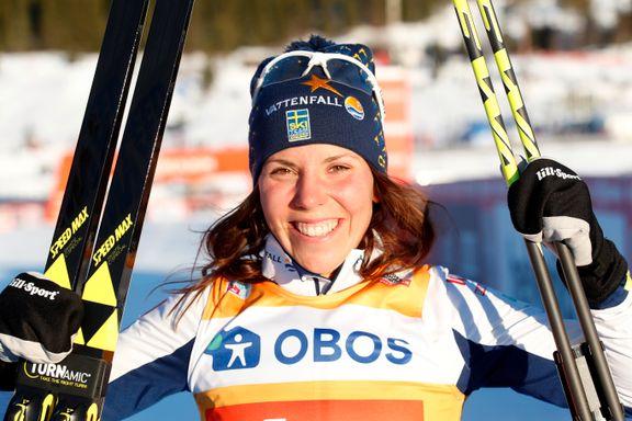 Charlotte Kalla svarer Ulvang etter kritikken
