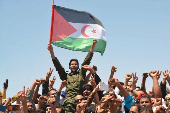 Aftenposten mener: Vest-Sahara ofres på USAs og Israels alter