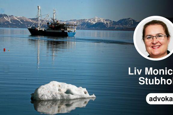 Kampen om Arktis står mellom bruk og vern   Liv Monica Stubholt