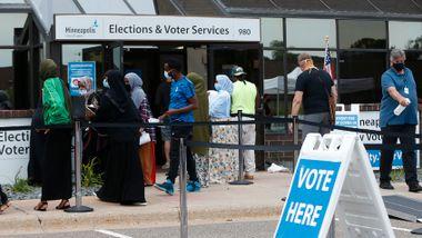 USA: Russland og Iran har forsøkt å påvirke valget