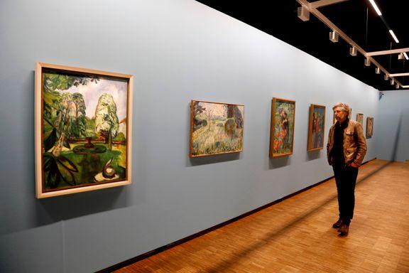 Knausgårds nyeste bok er til ære for en av Norges største kunstnere gjennom tidene