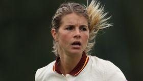 Skrekkskade for Andrine Hegerberg
