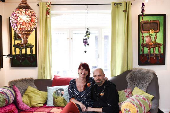 Bli med hjem til Stavanger-Pippis egen Villa Villekulla