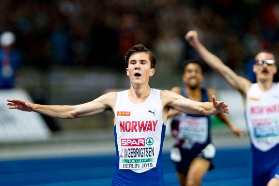 Kommentar: Berlin skapte legenden Jesse Owens. 82 år etter kom Jakob Ingebrigtsen.