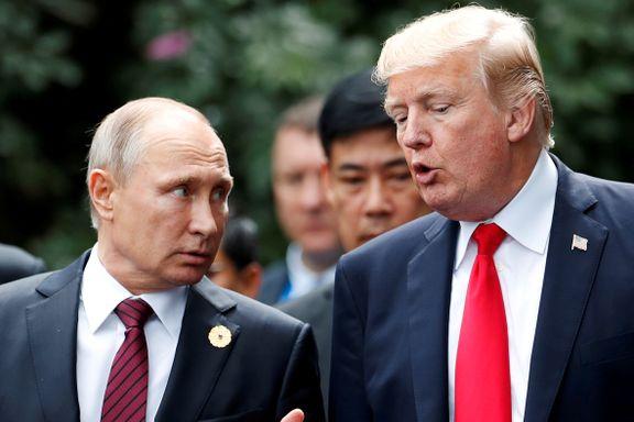 VM-studio: Trump med Putin-hyllest etter VM-finalen