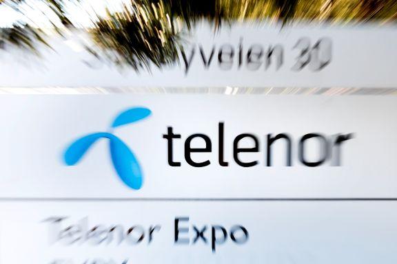 Telenor presset for millionbeløp etter dataangrep