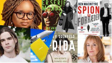Dette er årets ti beste bøker hittil