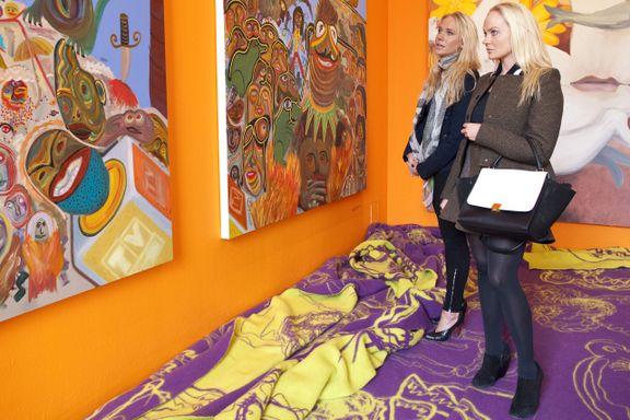 Fredriksen-tvillingene og Nasjonalmuseet inngår gigantavtale. Får eget rom i museet til kunstsamlingen sin.