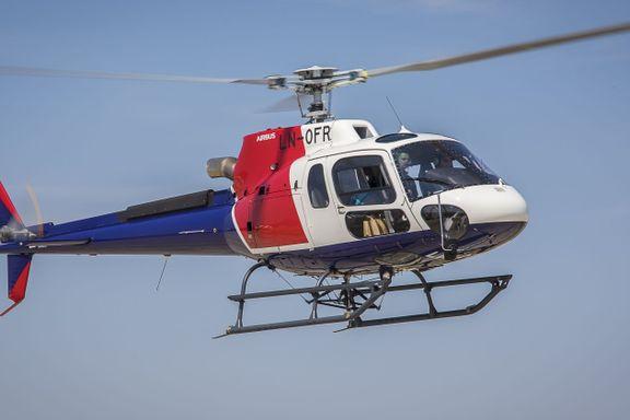 Fakta om alvorlige helikopterulykker i Norge