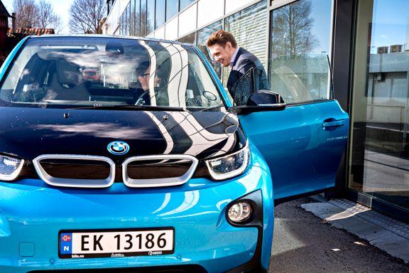 Elbil-salget spenner bein på biodrivstoff-satsingen
