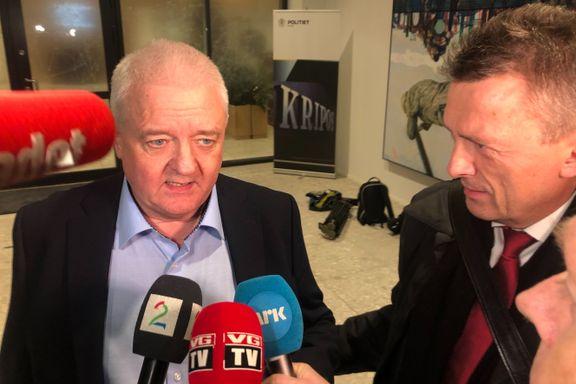 Frode Berg etter nesten seks timer med EOS-utvalget: – Det var godt å få snakket ut