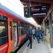 Signalfeil og jordfeil rammet togtrafikken. Feilen rettet, men fortsatt forsinkelser.