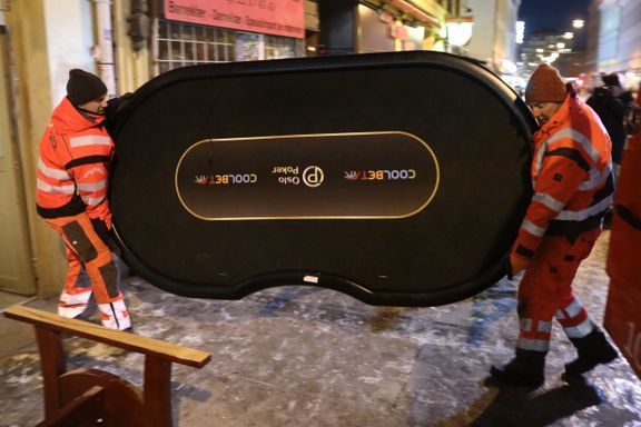 Logoen avslører dem: Illegale pokerklubber rekrutterer spillere til utenlandske spillselskaper