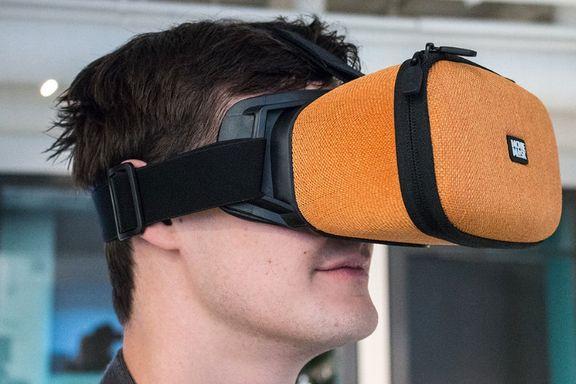 TEST Moviemask: Disse norske filmbrillene gir deg skarpe 2D-bilder i stedet for en tåkete 3D-opplevelse.