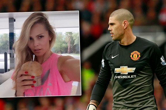United-keeperens kone forbannet på van Gaal