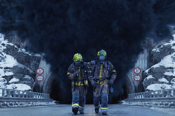 Skremt over sikkerheten i filmen «Tunnelen»?  Det har du all grunn til.