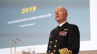 Aftenposten mener: Klokt å øke forsvarsbudsjettene