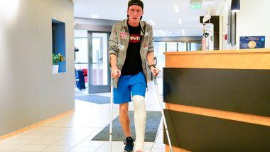 Norsk VM-vinner fikk nedslående beskjed etter skrekkfall