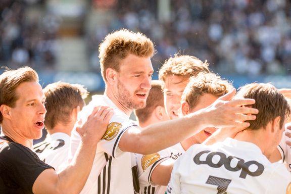 RBK-børsen: Bendtner scoret, men får kritikk
