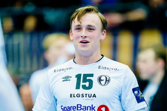 Tobias Grøndahl (20) styrte Elverum til ny seier: Landslagsuttak får kritikk