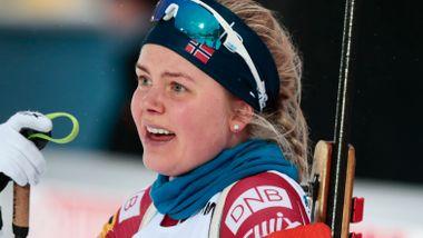 Fenne tok NM-gull: – Veldig overraskende
