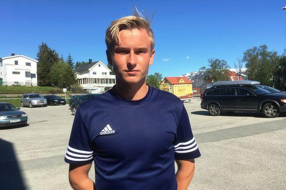 Brian (19) kjemper for A-lagskontrakt med Kaiserslautern
