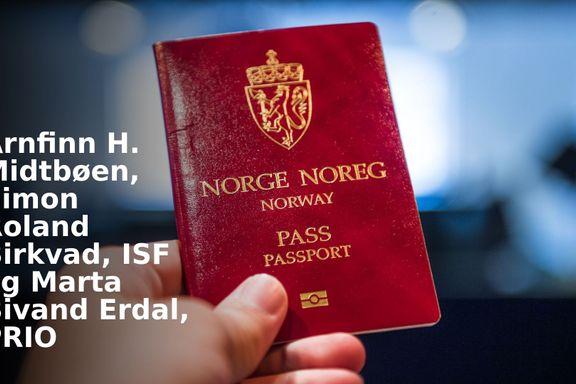 Hvem skal få bli statsborgere?