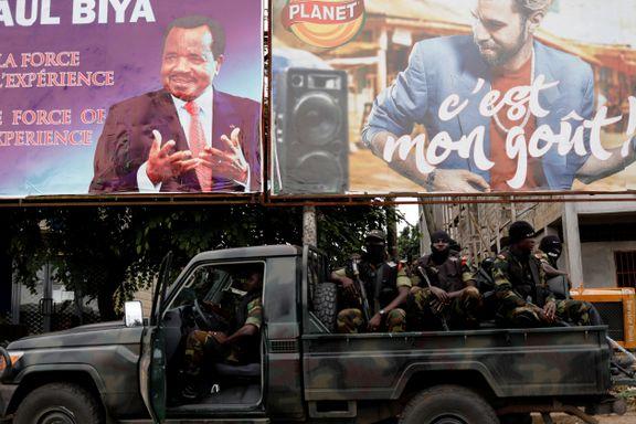 Språkstrid kan utløse borgerkrig i Kamerun. Nå drømmer fransk-motstanderne om en egen stat.
