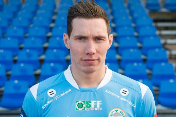 Han bøtter inn mål på nivå fem. Nå vil Sandnes Ulf teste sin tidligere elev.