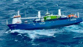 Berging av nederlandsk lastebåt utsatt til torsdag