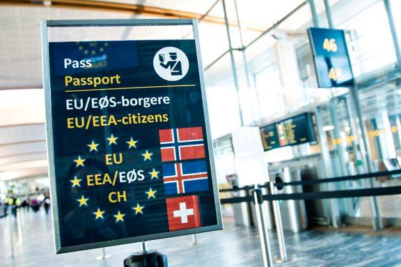 Har du sjekket passet ditt?   Nå er det høysesong for passfornyelse.