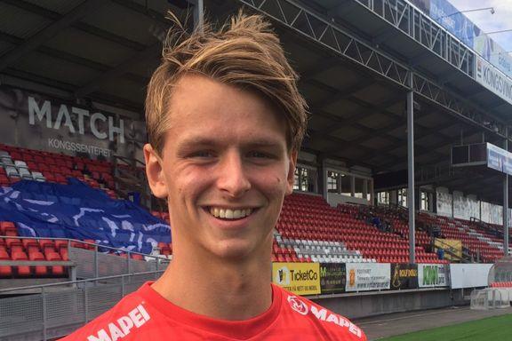 Kongsvinger-spiller (20) døde brått