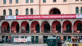 For første gang siden andre verdenskrig gikk det ikke noe 1.mai-tog i Oslo. Istedenfor deltok over 16.000 digitalt.