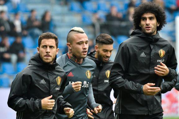 Se opp, Høgmo: Belgia stiller med EM-laget mot Norge