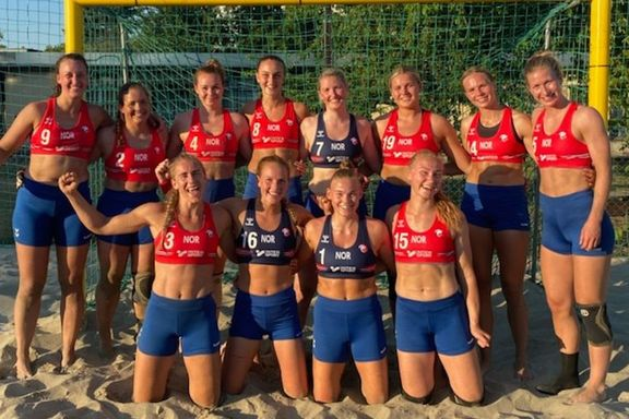 Kulturministeren reagerer etter norsk trusebot i beachhåndball-EM: «Fullstendig latterlig»