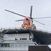 Bill.merk: Pent brukt helikopterdekk til salgs